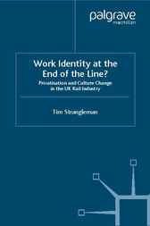 Work Identity at the End of the Line? by Tim Strangleman