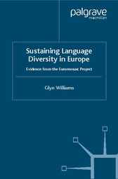 Sustaining Language Diversity in Europe by Glyn Williams