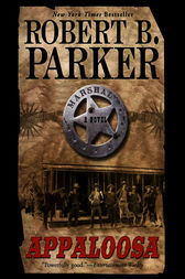 Appaloosa by Robert B. Parker
