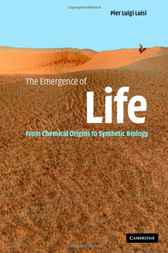 The Emergence of Life by Pier Luigi Luisi