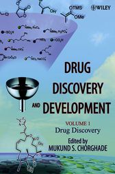Drug Discovery and Development, Volume 1 by Mukund S. Chorghade