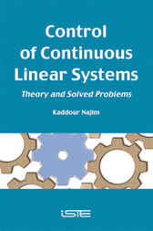 Control of Continuous Linear Systems by Kaddour Najim
