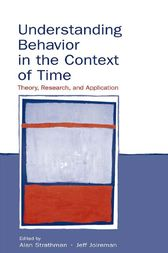 Understanding Behavior in the Context of Time by Alan Strathman