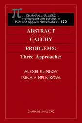Abstract Cauchy Problems by Irina V. Melnikova