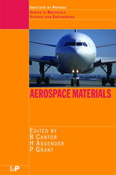 Aerospace Materials by Brian Cantor