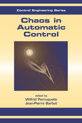 Chaos in Automatic Control by Wilfrid Perruquetti