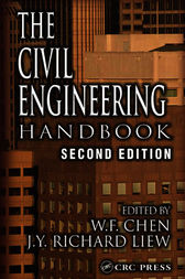 The Civil Engineering Handbook, Second Edition by W.F. Chen