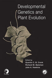 Developmental Genetics and Plant Evolution by Quentin C.B. Cronk