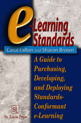 e-Learning Standards by Carol Fallon