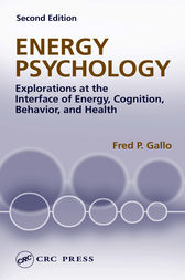 Energy Psychology by Fred P. Gallo