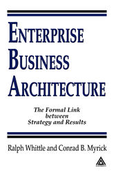 Enterprise Business Architecture by Ralph Whittle