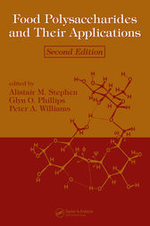 Food Polysaccharides and Their Applications by Alistair M. Stephen