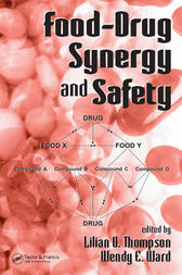 Food-Drug Synergy and Safety by Lilian U. Thompson