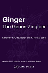 Ginger by P. N. Ravindran