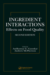 Ingredient Interactions by Anilkumar G. Gaonkar