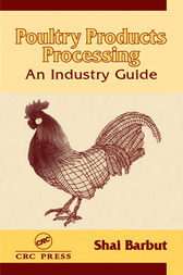 Poultry Products Processing by Shai Barbut