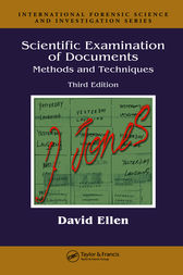 Scientific Examination of Documents by Stephen P. Day