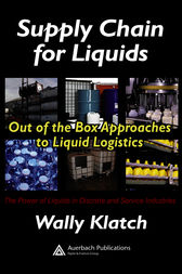 Supply Chain for Liquids by Wally Klatch