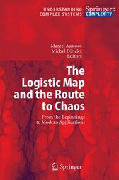 The Logistic Map and the Route to Chaos by Marcel Ausloos