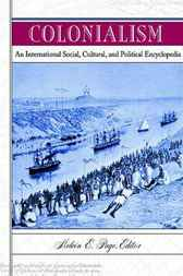 Colonialism by Melvin E. Page; Penny M. Sonnenburg