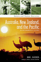 Australia, New Zealand, and the Pacific by Donald S. Garden