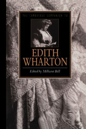 The Cambridge Companion to Edith Wharton by Millicent Bell