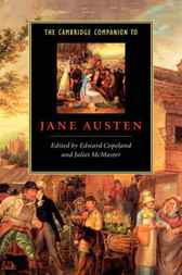 The Cambridge Companion to Jane Austen by Edward Copeland