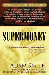 Supermoney by Adam Smith