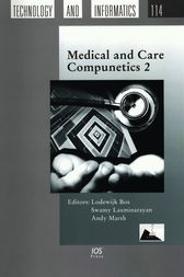 Medical and Care Compunetics 2 by L. Bos