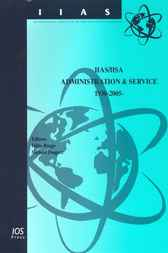 IIAS/IISA Administration & Service 1930-2005- by M. Duggett; F. Rugge