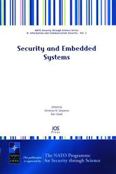 Security and Embedded Systems by D.N. Serpanos