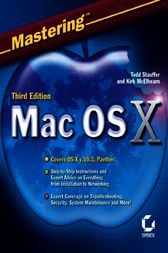 Mastering Mac OS X by Todd Stauffer