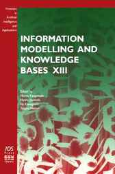 Information Modelling and Knowledge Bases XIII by H. Jaakkola