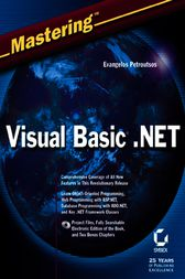Mastering Visual Basic .NET by Evangelos Petroutsos