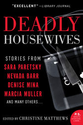 Deadly Housewives by Christine Matthews