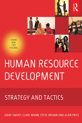 Human Resource Development by Juani Swart