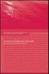 China's Outbound Tourism by Wolfgang Arlt