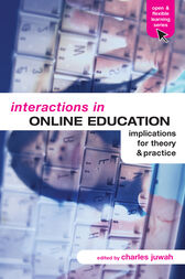 Interactions in Online Education by Charles Juwah