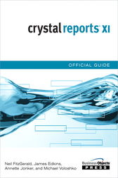 Crystal Reports Xi The Complete Reference Pdf