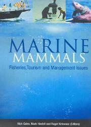 Download Ebook Marine Mammals: Fisheries, Tourism and Management Issues by Nicholas Gales Pdf