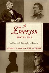 The Emerson Brothers by Ronald A. Bosco