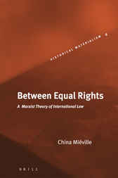Between Equal Rights by China Miéville