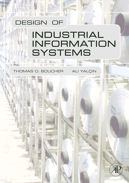 Download Ebook Design of Industrial Information Systems by Thomas Boucher Pdf