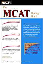 The MCAT Biology Book by Nancy Morvillo