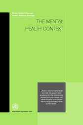 Mental Health Context: Mental Health Policy and Service Guidance Package