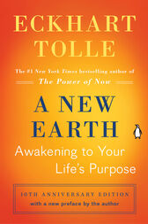 A New Earth (Oprah #61) by Eckhart Tolle