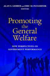 Promoting the General Welfare by Alan S. Gerber