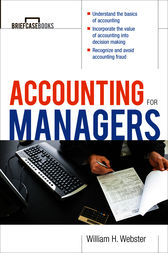 Accounting for Managers by William Webster