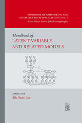 Handbook of Latent Variable and Related Models by Sik-Yum Lee