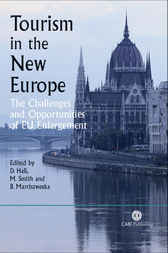 Tourism in the New Europe by D. Hall